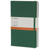 "Moleskine 5""x8.25"" Large Ruled Notebook - Green"