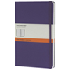 "Moleskine 5""x8.25"" Large Ruled Notebook - Violet"