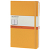 "Moleskine 5""x8.25"" Large Ruled Notebook - Orange"