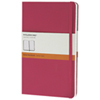 "Moleskine 5x8.25"" Large Ruled Notebook - Magenta"