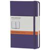 """Moleskine 3.5"""" x 5.5"""" Ruled Pocket Notebook - Violet"""