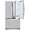 "LG 32.75"" 24.8 Cu. Ft. French Door Refrigerator (LFCS25663S) - Stainless Steel"