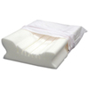 BodyForm Orthopedic Neck Support Foam Pillow - White