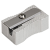 Integra Pocket Pencil Sharpener (ITA42852) - Silver