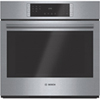 "Bosch 30"" 4.6 Cu. Ft. Easy Clean True Convection Wall Oven (HBL8451UC) - Stainless Steel"