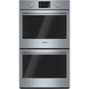 "Bosch 29"" 2 x 4.6 Cu. Ft.Electric Double Wall Oven (HBL5551UC) - Stainless Steel"