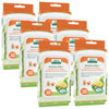 Aleva Naturals Bamboo Baby Pacifier & Toy Wipes - Economy Pack - 180 Wipes