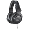Audio-Technica Sound Isolating Headphones (ATH-M30x) - Black