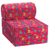 Comfy Kids - Kids Flip Chair - Butterfly