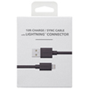 Insignia 10 ft. Apple iPhone 5 Lightning Charge Sync Cable - Black