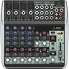Behringer Xenyx Q1202USB is a 12-input, 2-bus Mixer