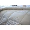 Maholi Royal Elite Collection 233 Thread Count Duck Down 4 Seasons Duvet - Queen - White