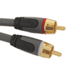 Rocketfish 1.2m (4 ft.) Stereo Audio Cable (RF-G1210-C)