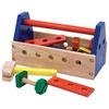 Coffre à outils en bois portatif de Melissa & Doug