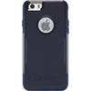 Étui rigide ajusté Commuter d'OtterBox pour iPhone 6/6s - Bleu - Bleu foncé