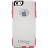 OtterBox Commuter iPhone 6/6s Fitted Hard Shell Case - White/Pink