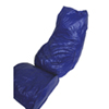 Fauteuil poire en vinyle Boscoman - Bleu