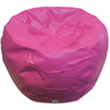 Modern Vinyl Bean Bag Chair - Pink (96013-062)