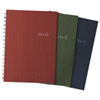 "Hilroy Enviro-Plus 8.5"" x 11"" Recycled 1-Subject Ruled Notebook - 120 Pages - Assorted Colours"