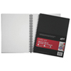 "MeadWestvaco 9"" x 12"" Twin-Wire Bound Sketch Book - 75 Pages"