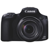 Canon PowerShot SX60 Wi-Fi 16.1MP 65x Optical Zoom Digital Camera - Black