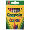 Crayola Crayons - 8 Pack
