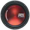 "MTX Terminator 12"" 600-Watt Car Subwoofer (TR12-04)"