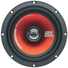 "MTX Terminator Red 6.5"" 2-Way Coaxial Car Speaker (TR654) - Pair"