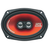 "MTX Terminator Red 6"" x 9"" 2-Way Coaxial Car Speaker (TR694) - Pair"