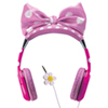 KIDdesigns Minnie Bow-tastic Over-Ear Headphones (MM-140)