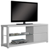 """Monarch TV Stand for TVs Up To 60"""" - White"""