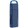 Lecteur de carte mémoire USB 3.0 2-en-1 d'Insignia (NS-DCR30S2B-C) - Bleu