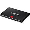 Disque SSD interne de 2,5 po 512 Go 520 Mo/s SATA III 850 Pro de Samsung