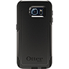 OtterBox Commuter Galaxy S6 Fitted Hard Shell Case - Black