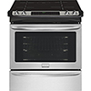 "Frigidaire Gallery 30"" 4.6 Cu. Ft. Slide-In Self Clean Smooth Top Induction Range (CGIS3065PF) - Smudge Proof Stainless Steel"