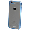GelGrip Iinvisa iPhone 6/6s Fitted Soft Shell Case - Blue