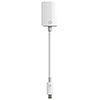 Adaptateur Mini DisplayPort vers HDMI de Kanex avec prise en charge 4K (KIADAPT4KW) - Blanc