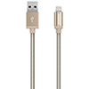 Kanex Premium Lightning USB Cable (K8PIN4FPGD) - Gold