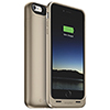 Étui batterie juice pack air de mophie pour iPhone 6/6s Plus - Doré