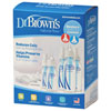 Dr. Brown's Natural Flow Standard Feeding Set - 5 Pack - Clear
