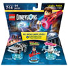 Ensemble niveau LEGO Dimensions : Back To The Future