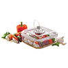 FoodSaver Quick Marinator 2.1L Canister (T02-0050-01) - White