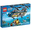 LEGO City - L'hélicoptère de haute-mer (60093)