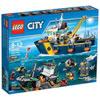 LEGO City - Le bateau d'exploration sous-marine (60095)