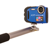 Bower Xtreme Action Series Wireless Selfiepole for Cameras & GoPro (XAS-BTM400S) - Silver