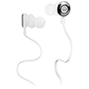 Monster Clarity In-Ear Sound Isolating Headphones with Mic (MH CLY IE WH CU WW) - White