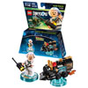 Ensemble amusant LEGO Dimensions : Back to the Future - Doc Brown