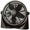 """Ecohouzng Desk Fan - 16"""" - Black"""