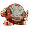 KIDdesigns Avengers Iron Man Bluetooth Wireless Speaker - Red/Gold