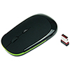Mmnox Wireless Optical Mouse (MSE02B) - Black